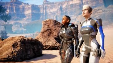 Глава BioWare извинился за разработчика Mass Effect: Andromeda