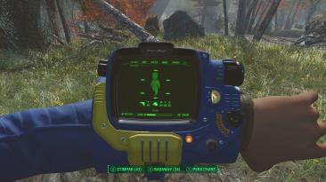 """Fallout 4 """"Новый Пип-Бой Vault-Tec"""""""