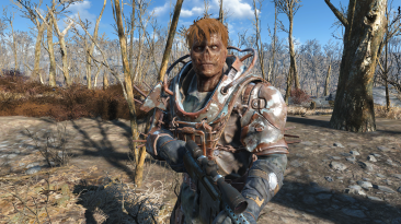 "Fallout 4 ""Харон отправляется на север"""