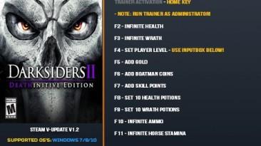 Darksiders 2: Deathinitive Edition: Трейнер/Trainer (+13) [1.2] {LinGon}