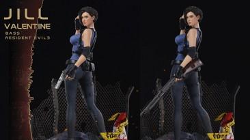 Открылся предзаказ очень откровенной фигурки Джилл Валентайн из Resident Evil 3