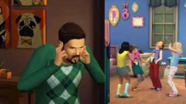 """The Sims 4 """"Мод делающий детей более самостоятельными [Emil228]"""""""