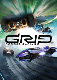 Обложка игры GRIP: Combat Racing