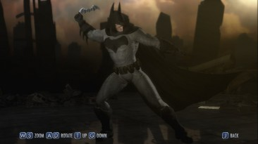 "Injustice: Gods Among Us ""Batman v Superman Bats Skin"""