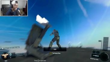 Гонка смерти (Black Ops 3 Mods)