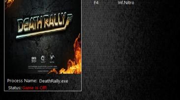 Death Rally: Трейнер/Trainer (+3) [1.00.20.437] {MrAntiFun}
