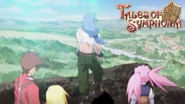 PC-версия Tales of Symphonia ограничена 720p и 30 FPS