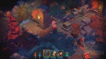 Battle Chasers: Nightwar - Геймплей E3