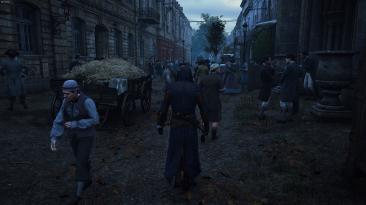 """Assassin's Creed: Unity """"Мод на отключение HUD нажатием клавиши"""""""