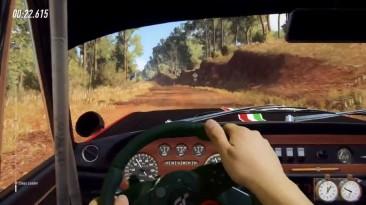 Бюджетный VR Dirt Rally 2.0