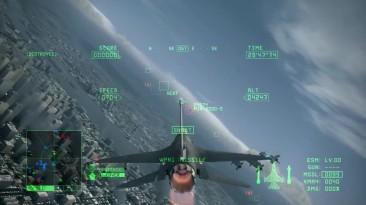 Ace Combat 6 - Геймплей с Xbox One X