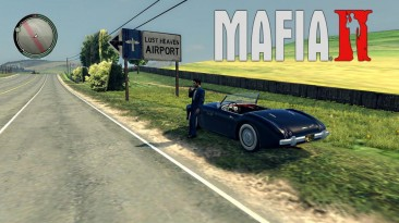 """Mafia 2 """"Карта сельской местности из Mafia 1 v. 1.1"""""""