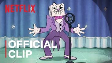Первый трейлер мультсериала The Cuphead Show!
