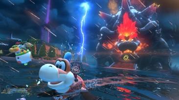 Super Mario 3D World вновь возглавила чарт Великобритании