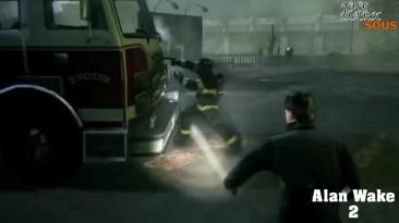 Alan Wake 2. Игры из стазиса