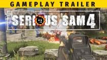 Новый геймплейный трейлер Serious Sam 4 с презентации Devolver Digital