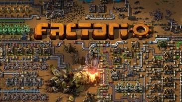 Продажи Factorio превысили 2,5 миллиона копий. Игра получит расширение