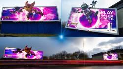 Ratchet & Clank: Rift Apart получила роскошную рекламу в Глазго. Sony начала продвигать эксклюзив