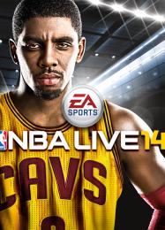 Обложка игры NBA Live 14