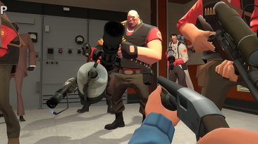 "Team Fortress 2 ""Texture Improvement Project"""