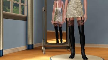 "The Sims 3 ""Чулки ажурные"""