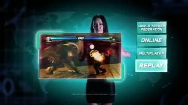 "Tekken Tag Tournament 2 ""World Tekken Federation Trailer"""