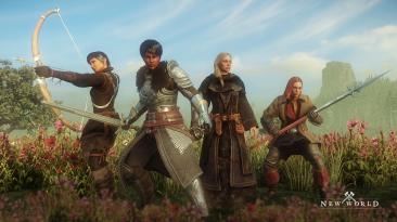 Игроки утверждают, что New World не готова к релизу из-за огромного количества технических проблем