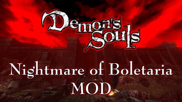"Demon's Souls ""Кошмарный мод"""