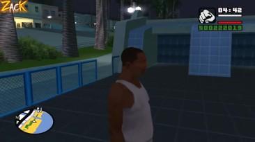 Сколько нужно заниматься чтобы стать худым в GTA San Andreas