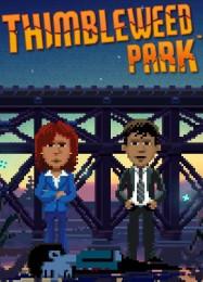 Обложка игры Thimbleweed Park