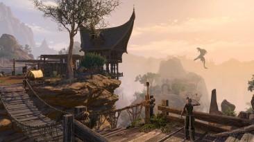 Подробности о режимах качества и производительности в The Elder Scrolls Online для PS5 и Xbox Series