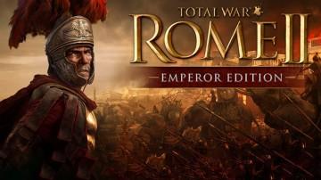 Total War: ROME II Emperor Edition - Steam-ключ}