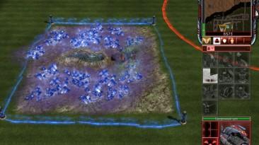 "Command & Conquer 3: Tiberium Wars ""Карта - W4 Battle"""