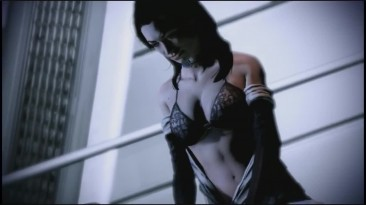 Mass Effect 2 - любовная сцена с Мирандой