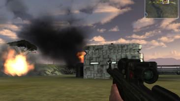 """Battlefield 2142 """"Инферно Мод"""""""