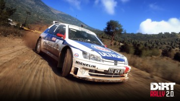 DiRT Rally 2.0 - DLC Сезоны 3 и 4.