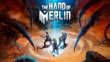 Для The Hand of Merlin вышло новое крупное обновление для ПК