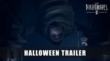 Новый трейлер и скриншоты Little Nightmares 2 в преддверии Хэллоуина