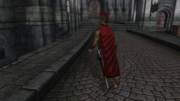 """TES 4 Oblivion """"Имперская броня в римском стиле"""""""