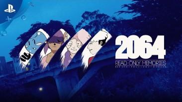 В июле атмосфера киберпанка придёт на Switch вместе с 2064: Read Only Memories Integral