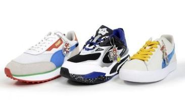 Nintendo и Puma представили коллекцию кроссовок в стиле игр Super Mario Bros.