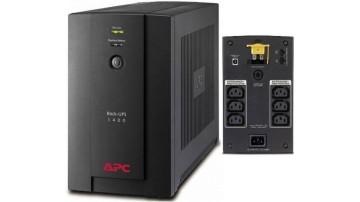 APC Back-UPS 1400VA - Источник бесперебойного питания}