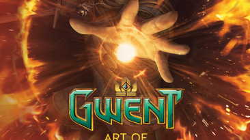"""Gwent: The Witcher Card Game """"Артбук (PDF)"""""""
