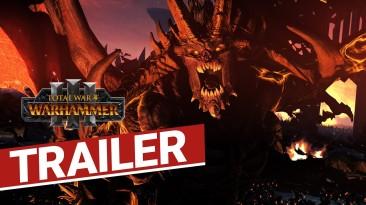 Кинематографический трейлер Total War: Warhammer 3