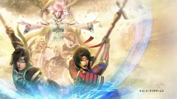Новый трейлер Warriors Orochi 4 с персонажем Гея