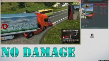 Euro Truck Simulator 2 - Vive la France!: Трейнер/Trainer (+8) [1.26.2s: 64 Bit] {FutureX}