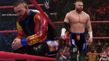"WWE 2K19 ""The Disciple Buddy Murphy MOD"""