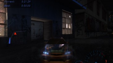 "Need for Speed: Underground ""Reshade ДГ34 v1.2"""