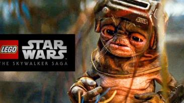 Lego Star Wars: The Skywalker Saga будет включать 300 игровых персонажей