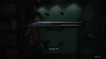 """Resident Evil 2 """"Дробовик для Клэр"""""""